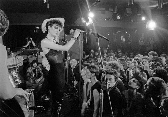 Siouxsie and the Banshees. Vortex